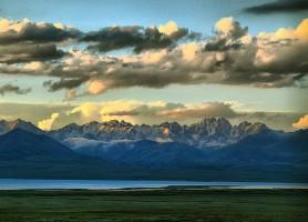 Lac Son Koul: la plus grande réserve d'eau douce du Kirghizistan