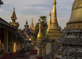 Mawlamyine: une cité aux architectures incroyables