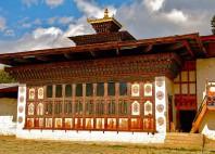 Monastère de Gangtey