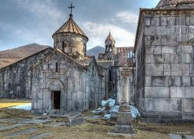 Monastère de Haghpat : le beau temple perché dans la nature!