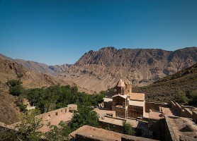 Monastère de Jolfa: un incontournable lieu de la chrétienté en Iran