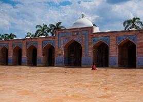 Mosquée Shah Jahan: la fierté d'un monarque