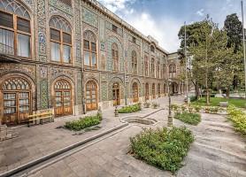 Palais du Golestan: découvrez ce palais somptueux