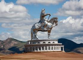 Statue de Gengis Khan: immortalisons le souverain