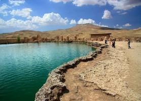 Takht-e Soleyman: un lieu sacré du zoroastrisme