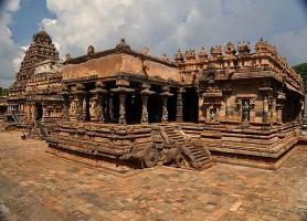 Temple d'Airavatesvara: l'époustouflant édifice religieux des Chola