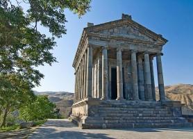 Temple de Garni: un monument qui résiste au temps