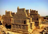 Tombes de Chaukhandi