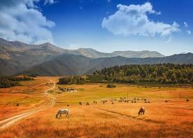 Touchétie: l'une des plus belles régions de la Géorgie