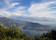 Vallée de Pokhara