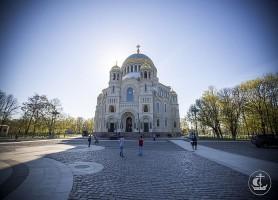 Cathédrale navale de Kronstadt: le sanctuaire de la marine russe