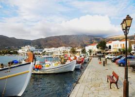 Andros: l'une des plus vastes îles du monde