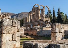 Anjar: un site historique unique du Liban