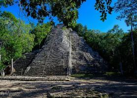 Cobá : le merveilleux monde supérieur des Mayas