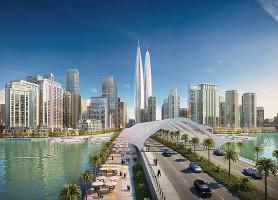 Dubaï: la cité des mille et une couleurs qui force l'admiration