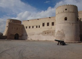 Fort de Barka: une remarquable fortification