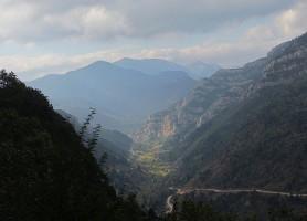 Gorges de Vouraïkos: un spectacle divin