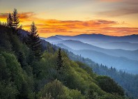 Parc national des Great Smoky Mountains