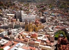 Guanajuato: une impressionnante ville de la Mexique