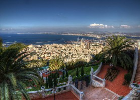Haifa: la troisième plus grande ville d'Israël!
