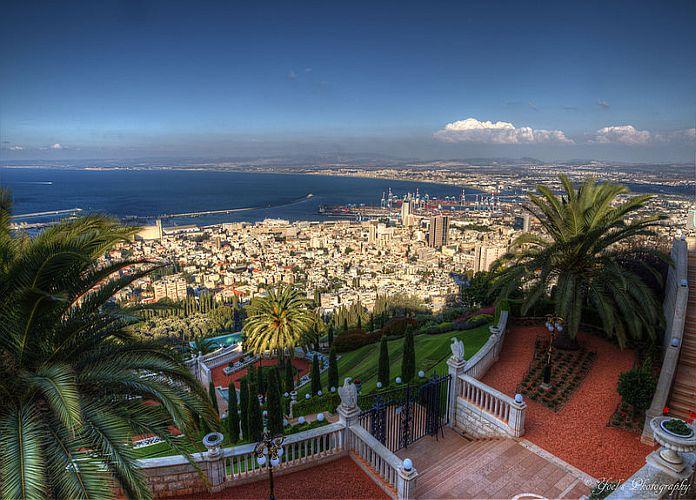 haifa isra l lieux d 39 int r t que faire et que visiter. Black Bedroom Furniture Sets. Home Design Ideas