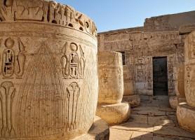 Medinet Habu: le plus vaste temple funéraire égyptien