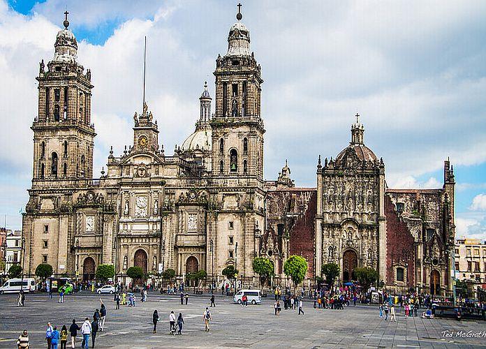 mexico mexique tourisme et lieux d 39 int r t dans la capitale. Black Bedroom Furniture Sets. Home Design Ideas