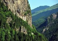 Monastère de Sümela