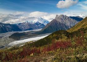 Parc national de Wrangell - Saint-Élie: l'immense parc de l'Alaska