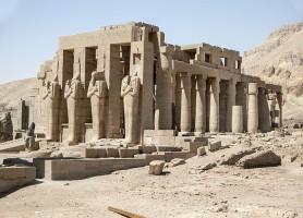 Ramesseum: le formidable salon funéraire de Ramsès II