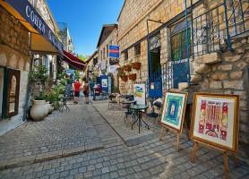 Safed: découvrez la ville la plus haute en altitude d'Israël