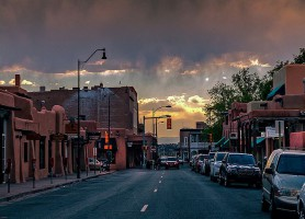 Santa Fe: un choc remarquable des cultures