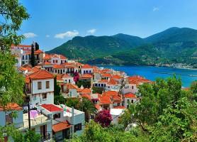 Skopélos: découvrez cette île au reflet magique