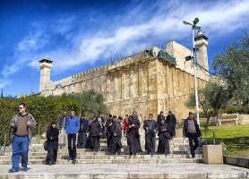 Tombeau des Patriarches: le majestueux caveau des prophètes