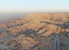 Vallée des rois: le dernier voyage des pharaons