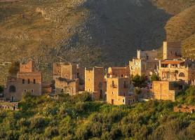 Vathia: un merveilleux village de pierre