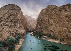 Wadi Shab: découvrez ce site naturel formidable
