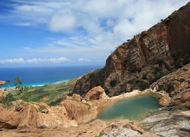 Île de Socotra: l'île poétiquement nommée le monde perdu