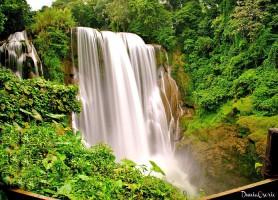Chutes de Pulhapanzak: au cœur de la nature