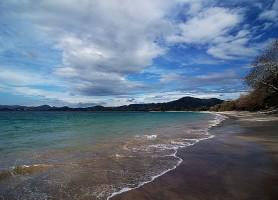 Playa Conchal: une plage vraiment paradisiaque
