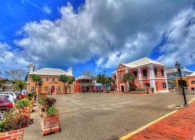 Saint George: une petite ville remarquable