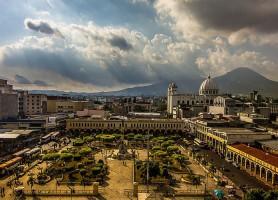 San Salvador: la pépite du Salvador