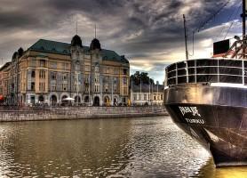Turku: l'une des plus séduisantes citadelles de la Finlande