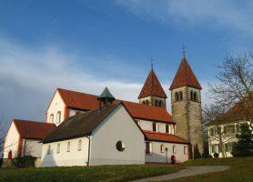 Abbaye de Reichenau: un monastère hors du commun