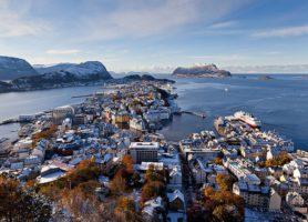 Ålesund: une cité simplement irrésistible