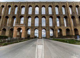 Aqueduc Carolino: un majestueux ouvrage