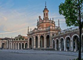 Aranjuez: une cité aux panoramas de rêve