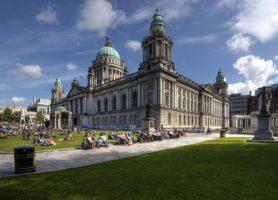 Belfast: la superbe cité qui se reconstruit!