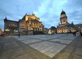 Berlin: l'impressionnante résidence de la beauté!