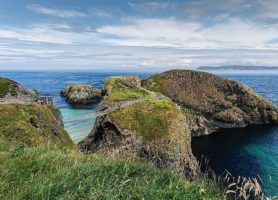 Carrick-a-Rede : le Golden Gate irlandais